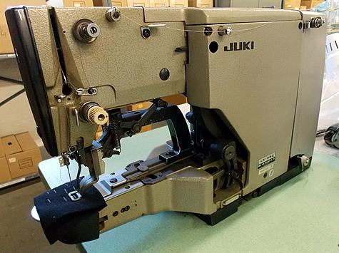 bartack sewing machine